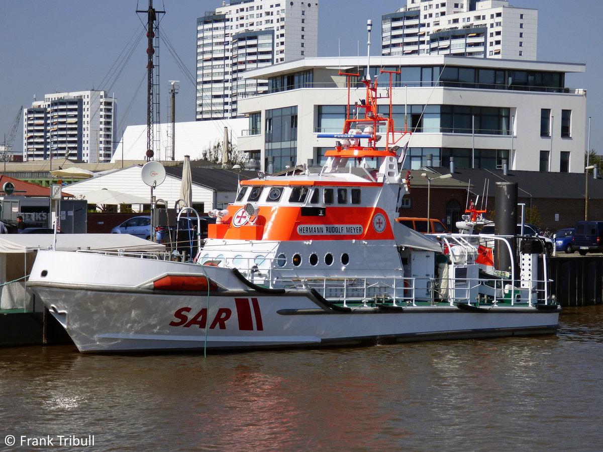 HERMANN RUDOLF MEYER aufgenommen am 03.08.2015 bei Bremerhaven