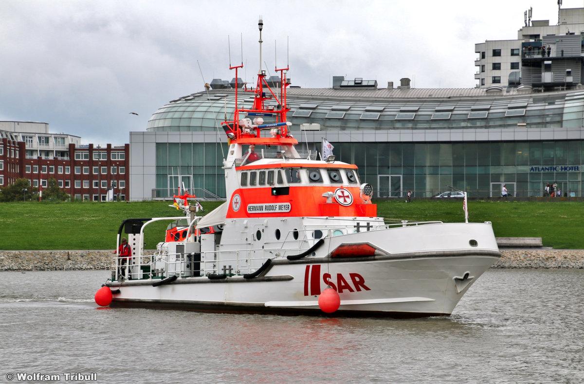 HERMANN RUDOLF MEYER aufgenommen am 25. Juli.2017 bei Bremerhaven