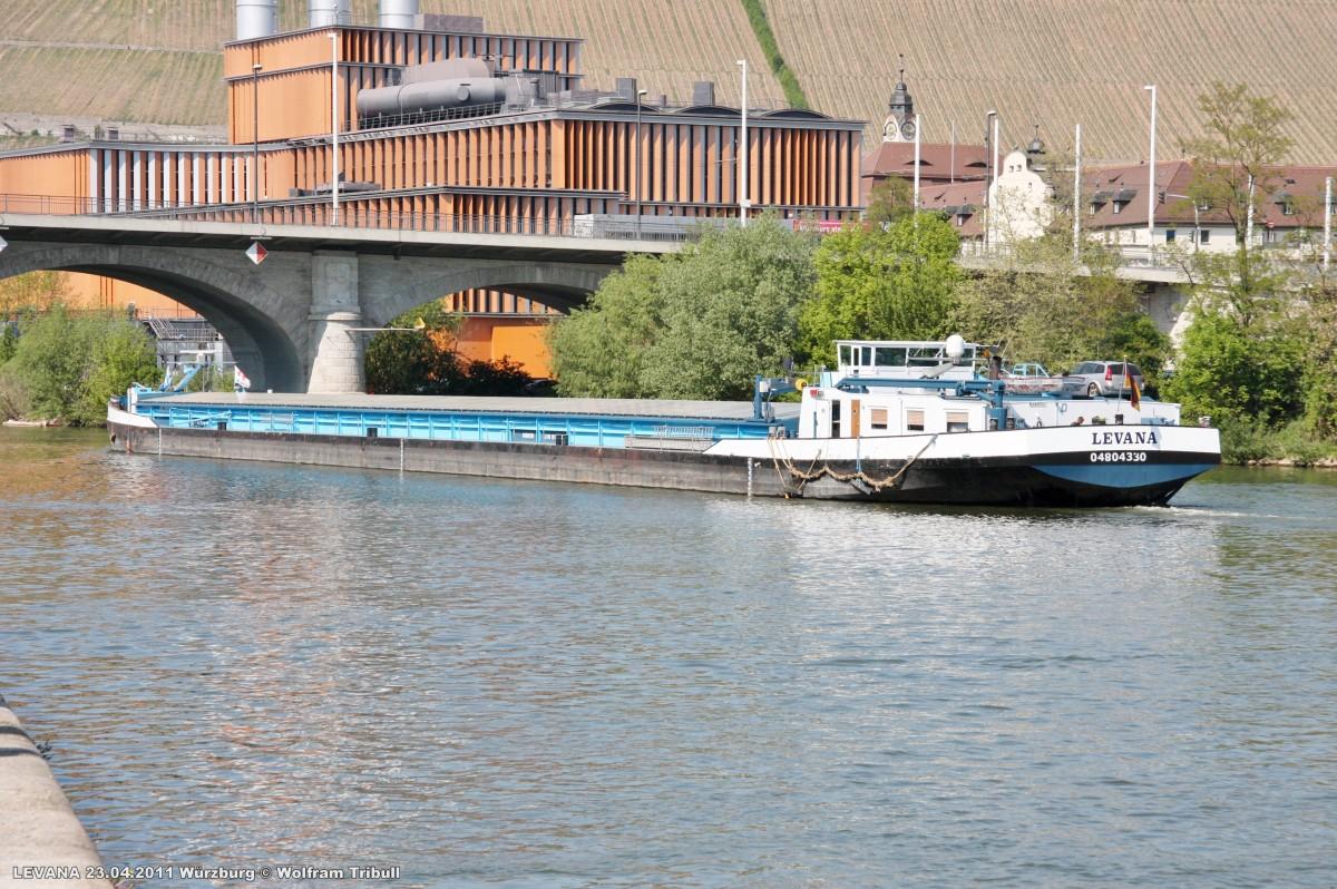 LEVANA am 23.04.2011 bei Würzburg Höhe Viehmarktplatz